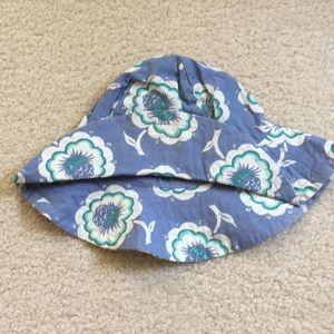 NWT baby Gap brimmed hat 6-12 months
